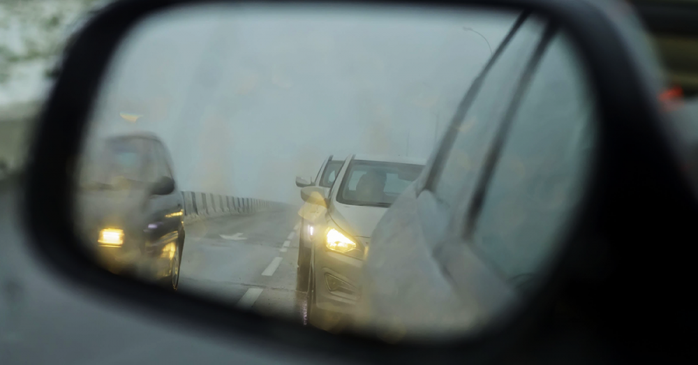 driving in poor visibility